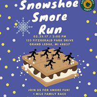 Snowshoe Smore Race