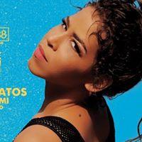 Groove Urbano 2k17 Flora Matos (dj set) e Dj Naomi