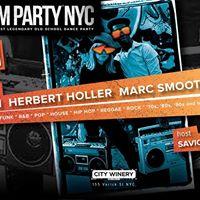 Freedom Party NYC City Winery MAY 5