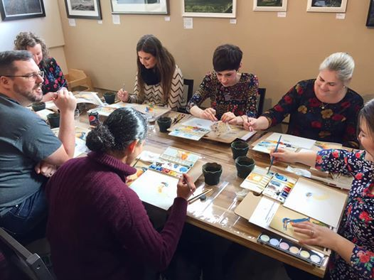 Woodpecker Coloured Pencil Workshop SOLD OUT