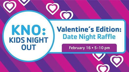 Kids Night Out Valentines Edition