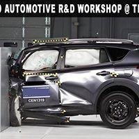 Two Days National Level Advanced Automotive R&ampD Workshop