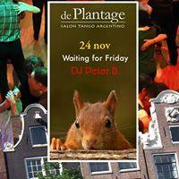 De Plantage - DJ Peter B.