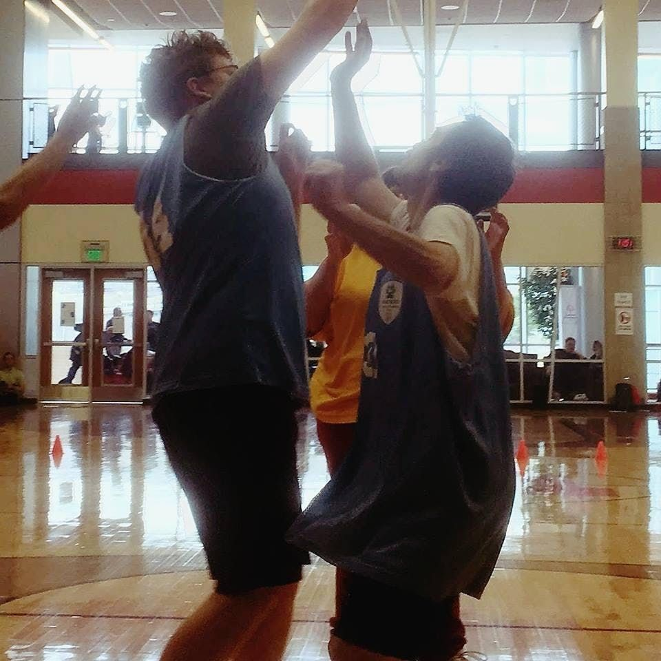 VOLUNTEER State Basketball Tournament - Special Olympics