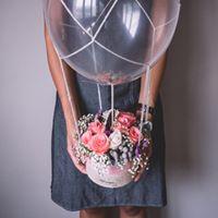 Hot Air Balloon Flower Box Workshop