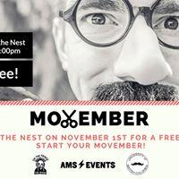 Movember at UBC
