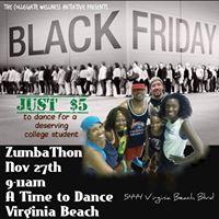 Black Friday Zumbathon