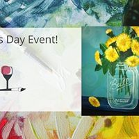 Mothers Day Painting Event