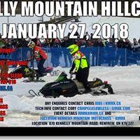 Kennelly Mountain HillCross Race Event