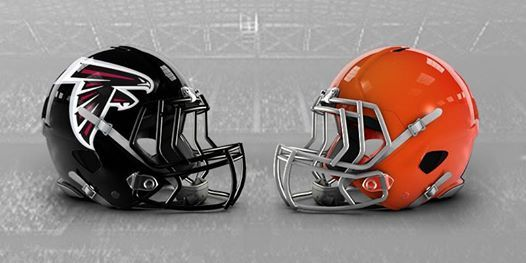 Image result for falcons vs browns