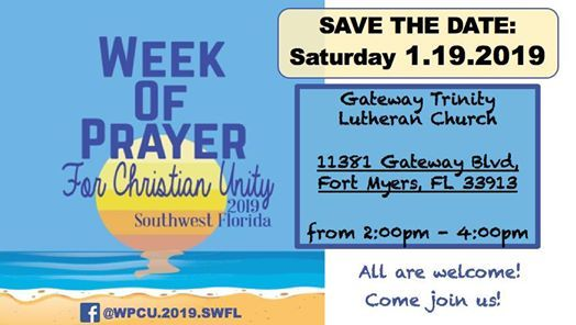 wpcu 2019 service at gateway trinity lutheran church elca florida