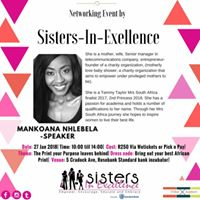Sisters In Excellence Networking event