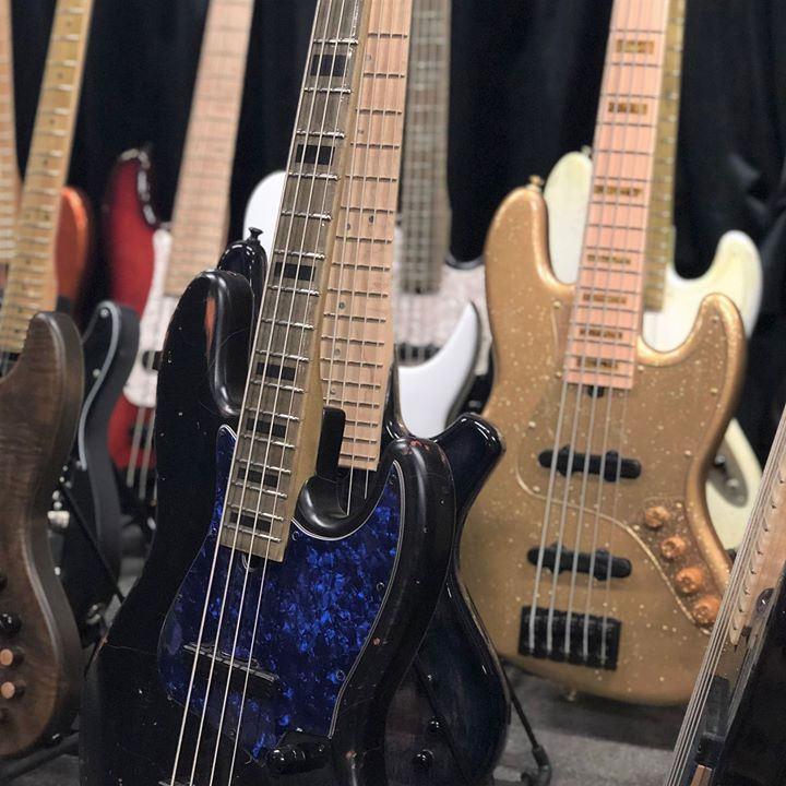 Marco Bass at Tacoma Guitar Festival | Tacoma