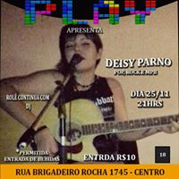 Bailinho do PLAY Deisy Parno pop rock nacionalinternacional