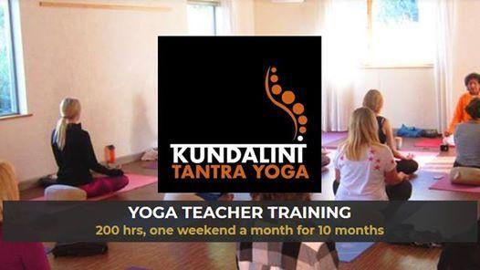 200hr Kundalini Tantra Yoga Teacher Training Birmingham