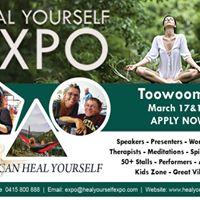 Heal Yourself Expo - Toowoomba