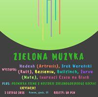 Koncert charytatywny dla Rafaa Adamczaka - Zielona Muzyka
