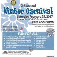 Sunrise Rotary Winter Carnival