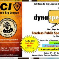 DynaSpeak - Fearless Public Speaking Workshop