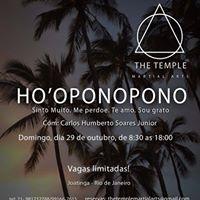 Hooponopono com Carlos Humberto Soares Junior