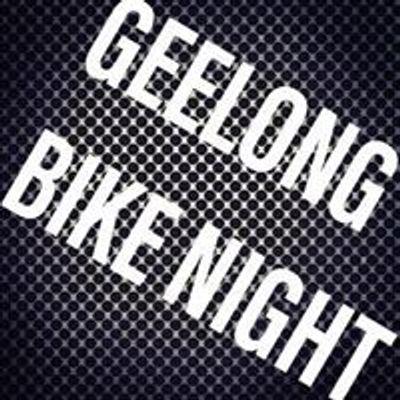 Geelong Bike Night