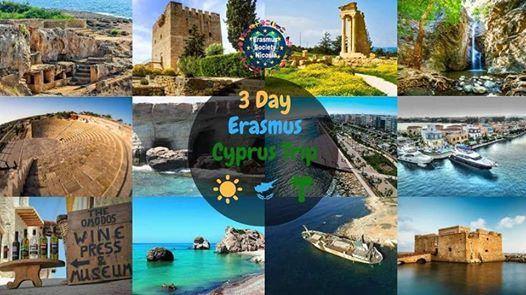3 Day Erasmus Cyprus Trip (Fall 2018)