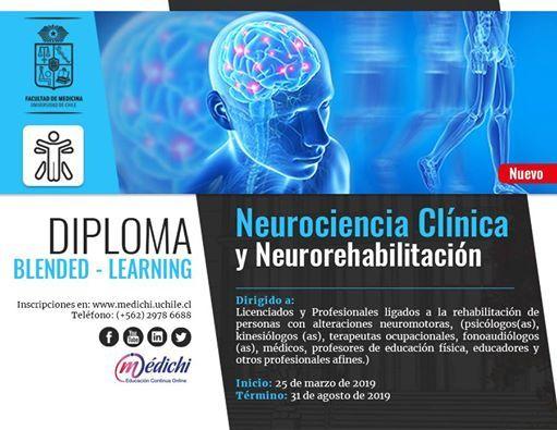 Diploma Neurociencia clnica y neurorehabilitacin