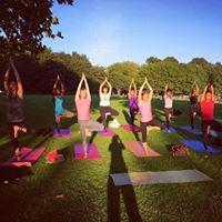 Urban Summer Yoga - LouZen
