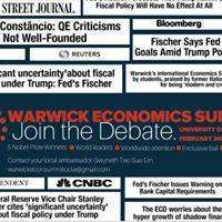 UK Warwick Economics Summit 2018 - UCLA delegation