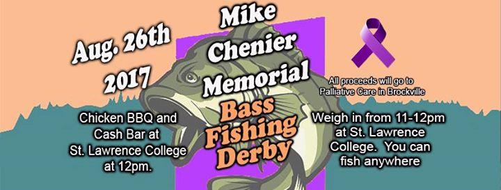 Mike Chenier Memorial Fishing Derby - First Annual