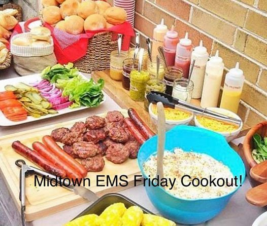Midtown EMS Week Breakfast & Lunch