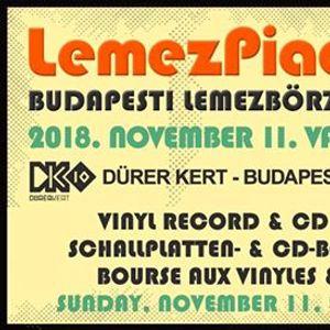 Novemberi LemezPiac  Budapesti Lemezbrze
