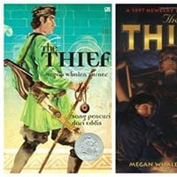 Kidliterate Book Club Reads The Thief