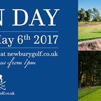 Newbury &amp Crookham GC OPEN DAY 2017