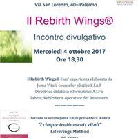 Rebirth Wings con Juma Vitali &amp Tahrin- Incontro divulgativo