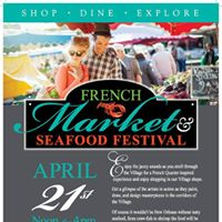 French Market and Seafood Festival