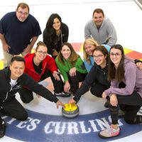 Olympic Try Curling