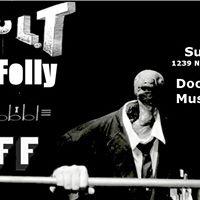 Ad.Ul.T Bold Folly Ish Kabbible and Muff at Sugar City