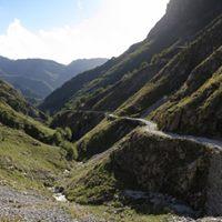 Monte Tambura e Via Vandelli