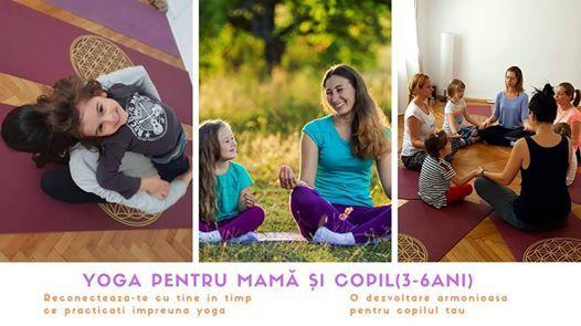Yoga pentru mam i copil (3- 6 ani)