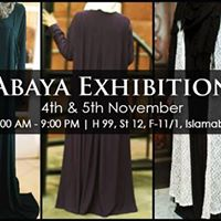 Abaya Exhibition by The Undercover Sisters