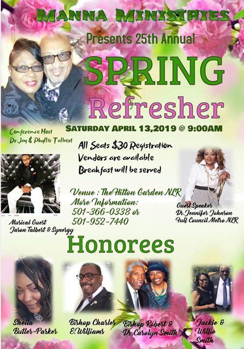 Spring Refresher 2019