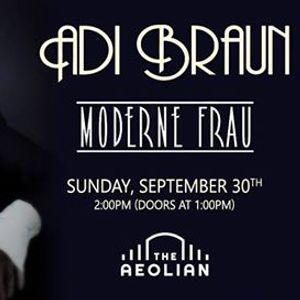 Adi Braun Moderne Frau At The Aeolian
