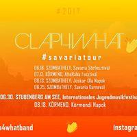 Clap4What koncert Joskar-Ola Napok