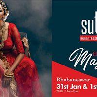 SUTRAA The INDIAN FASHION EXHIBITION - BHUBANESWAR