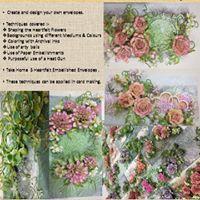 Heartfelt Floral Envelopes