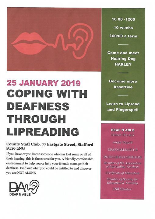 Coping with a Hearing Loss through Lipreading