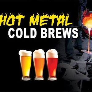 Hot Metal Cold Brews