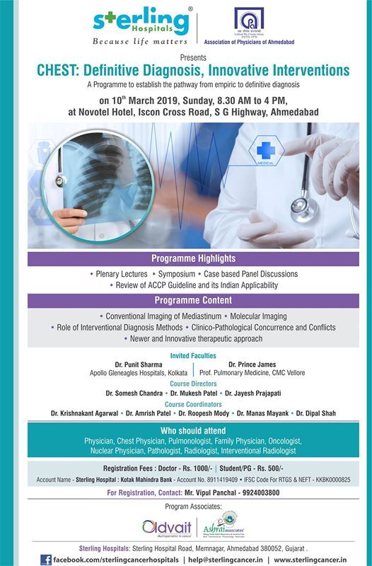 Chest Definitive Diagnosis Innovative Interventions - CME