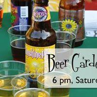 Beer Garden Bash